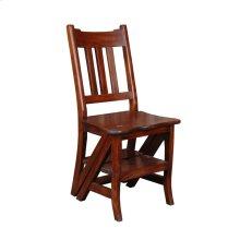 CC-CHA005S-WN  Chair and Shelf Combo