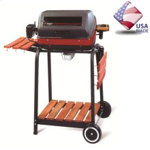9329W Deluxe Electric Cart Grill