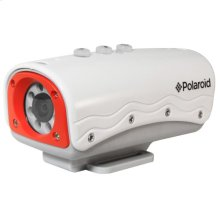 Polaroid XS20 HD 720p 5MP Waterproof Sports Action Camera with 8 LEDs, Mounting Kit Included