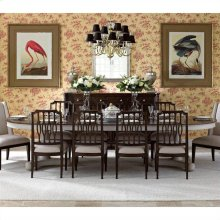 Charleston Regency -  Dining Set