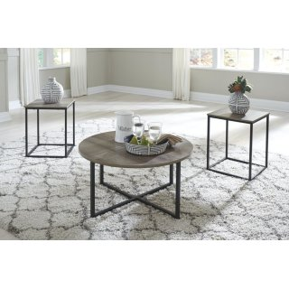 Wadeworth 3 Piece Table Set
