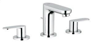 Eurosmart Cosmopolitan 8 Widespread Two-Handle Bathroom Faucet S-Size Product Image