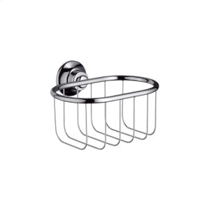Chrome Soap Dish, Wall Mount Product Image