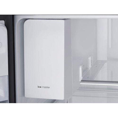 25 cu. ft. 4-Door French Door Refrigerator in Black Stainless Steel