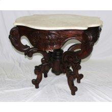 Large Fancy Turtle Table
