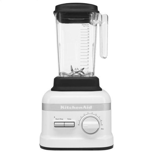 High Performance Series Blender - Matte White