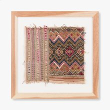 0300980031 Chinese Textile Wall Art