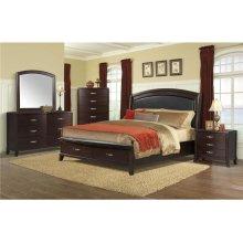 Delaney 5PC Queen Storage Bedroom