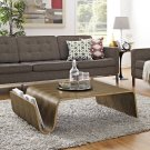 Polaris Wood Coffee Table in Walnut Product Image