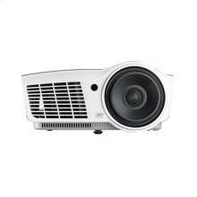 Heighten Your Viewing Experience A High-Performace Digital 3D Projector