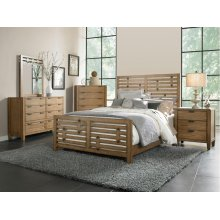 Ember Grove Panel Bed, Queen