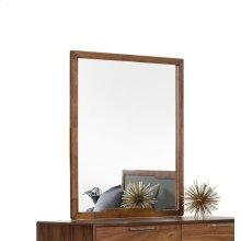 Nova Domus Soria Modern Walnut Mirror