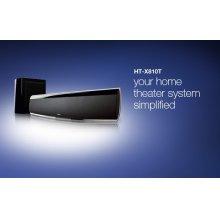 HT-X810T (2.1 Ch Soundbar, DVD)