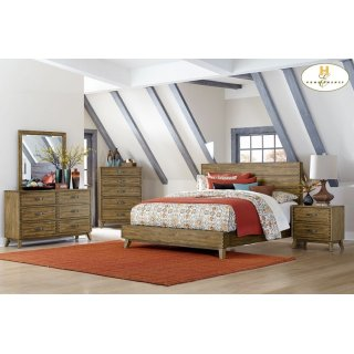 Sorrel Queen Bed