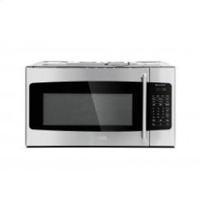 Kitchen - 30in. W 1.7 Cu. Ft Over the Range Microwave In Stainless Steel With Sensor Cooking