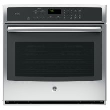 """Floor Model - GE Profile Series 30"""" Built-In Single Convection Wall Oven"""