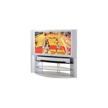 """50"""" Diagonal LCD Projection HDTV"""