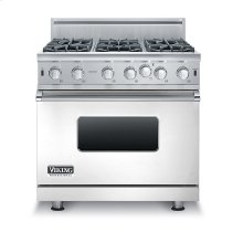"36"" Open Burner Gas Range, Propane Gas"