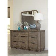 Precision - Nine Drawer Dresser - Gray Wash Finish