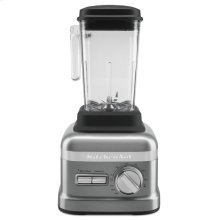 Commercial® Series Blender with 3.5 peak HP Motor - Contour Silver