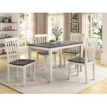 Brody 5-pk Dinette W