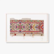 0300980046 Vintage Rug Map Wall Art