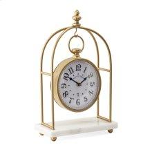 Indigo Hanging Clock