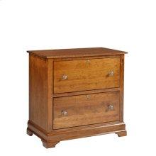 Bordeaux Lateral File Cabinet