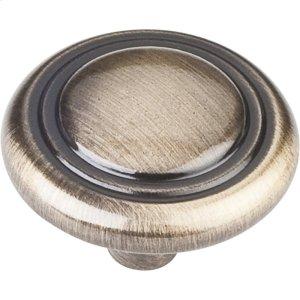 "1-1/4"" Diameter Cabinet Knob. Product Image"