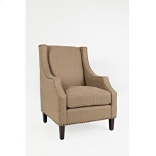 Morgan Accent Chair Easy Living Chestnut