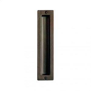 Rectangular Flush Pull - FP210 Silicon Bronze Brushed Product Image