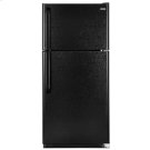 Haier 18.1-Cu.-Ft. Top Mount Refrigerator - black Product Image