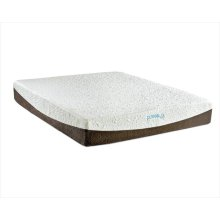 Mattress Only, Queen, 10 Inch, Gel