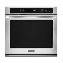 30-Inch Convection Single Wall Oven, Architect® Series II - Stainless Steel