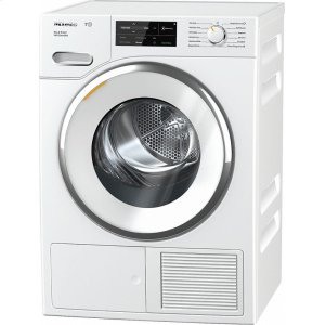 TWI180 WP Eco&Steam WiFiConn. T1 Heat-pump tumble dryer with WiFiConn@ct, FragranceDos, and SteamFinish. Product Image