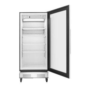 Frigidaire Commercial 18.4 Cu. Ft., Glass Single-Door Merchandiser