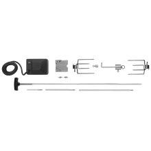 Heavy Duty Rotisserie Kit for Medium Grills