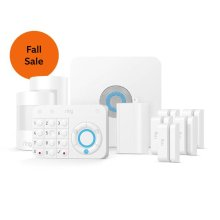 Alarm Security Kit, 10-Piece - White: *Ships to the continental US (including Alaska and Hawaii) and Canada (excluding Quebec)