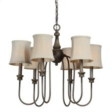 Ellsworth 6-lt Chandelier