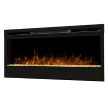 """Synergy 50"""" Linear Electric Fireplace"""