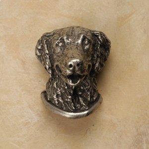 Golden Retriever Knob Product Image