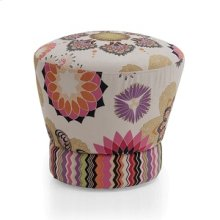 Floral Ottoman