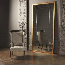 Wrenn Chair-Fabric/Leather Combo