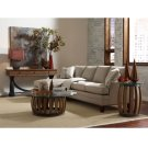 Wine Barrel Accent Table Product Image