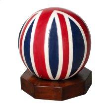 Medium Wooden Sphere