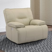 Spartacus Oyster Power Recliner