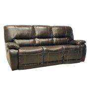 Harrisburg Brownstone Reclining Sofa Product Image