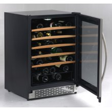 Model WC55SSR - 52 Bottles Wine Chiller