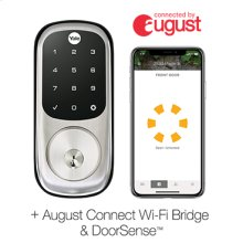 YRD226 - CBA Assure Lock Touchscreen Connected by August
