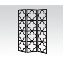 Bk 3-panel Wooden Screen